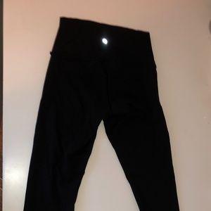lululemon crop leggings